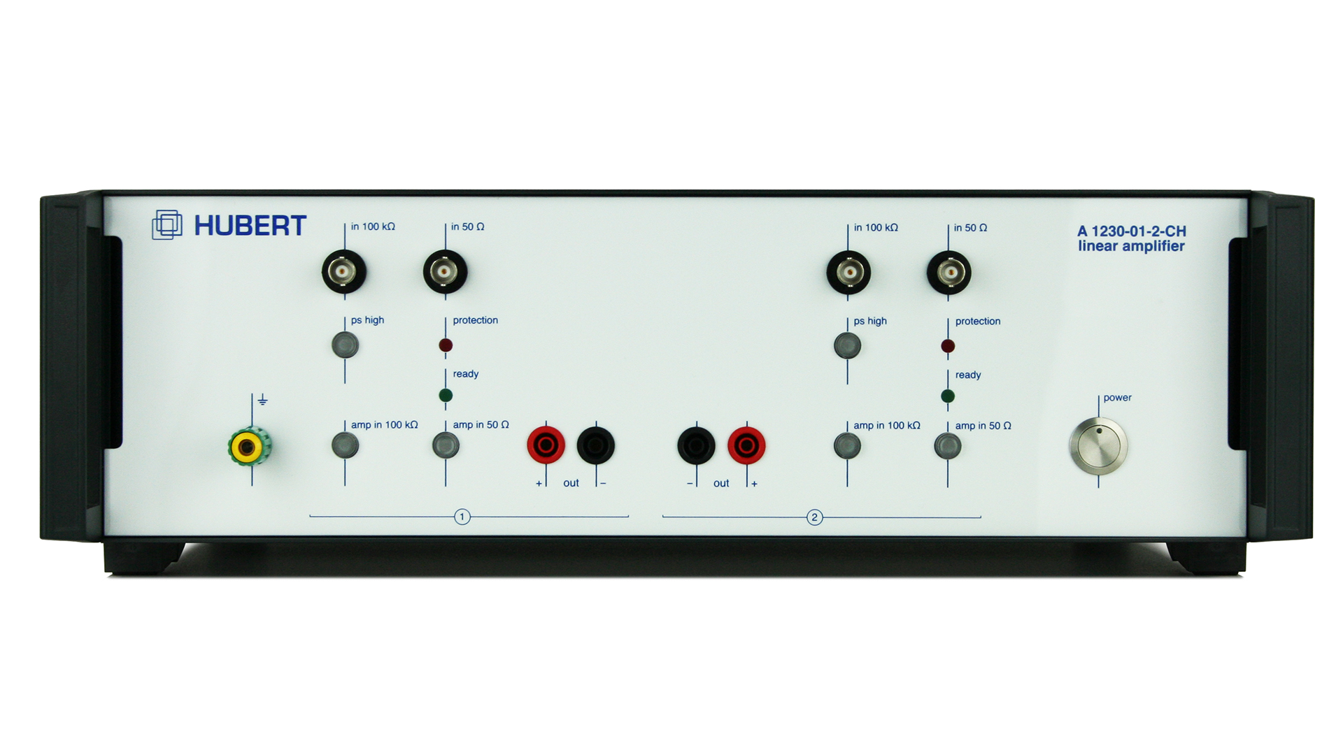 HUBERT A 1230-01-2-CH linear amplifier