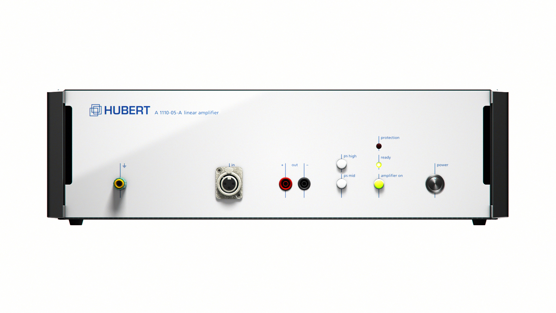 HUBERT A 1110-05-A linear amplifier