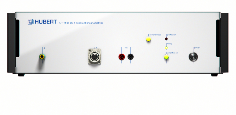 HUBERT A 1110-05-QE linear amplifier