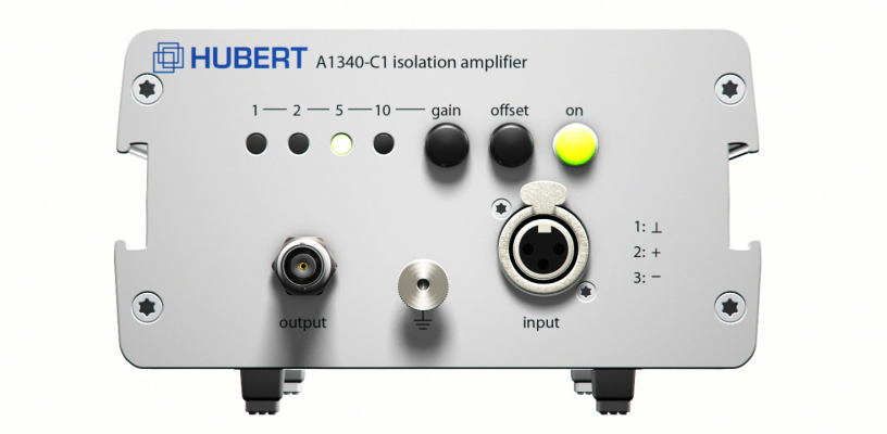 HUBERT A 1340-C1 isolation amplifier